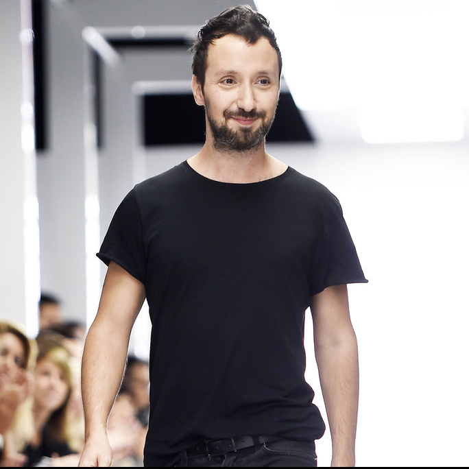 Anthony Vaccarello (Saint Laurent)