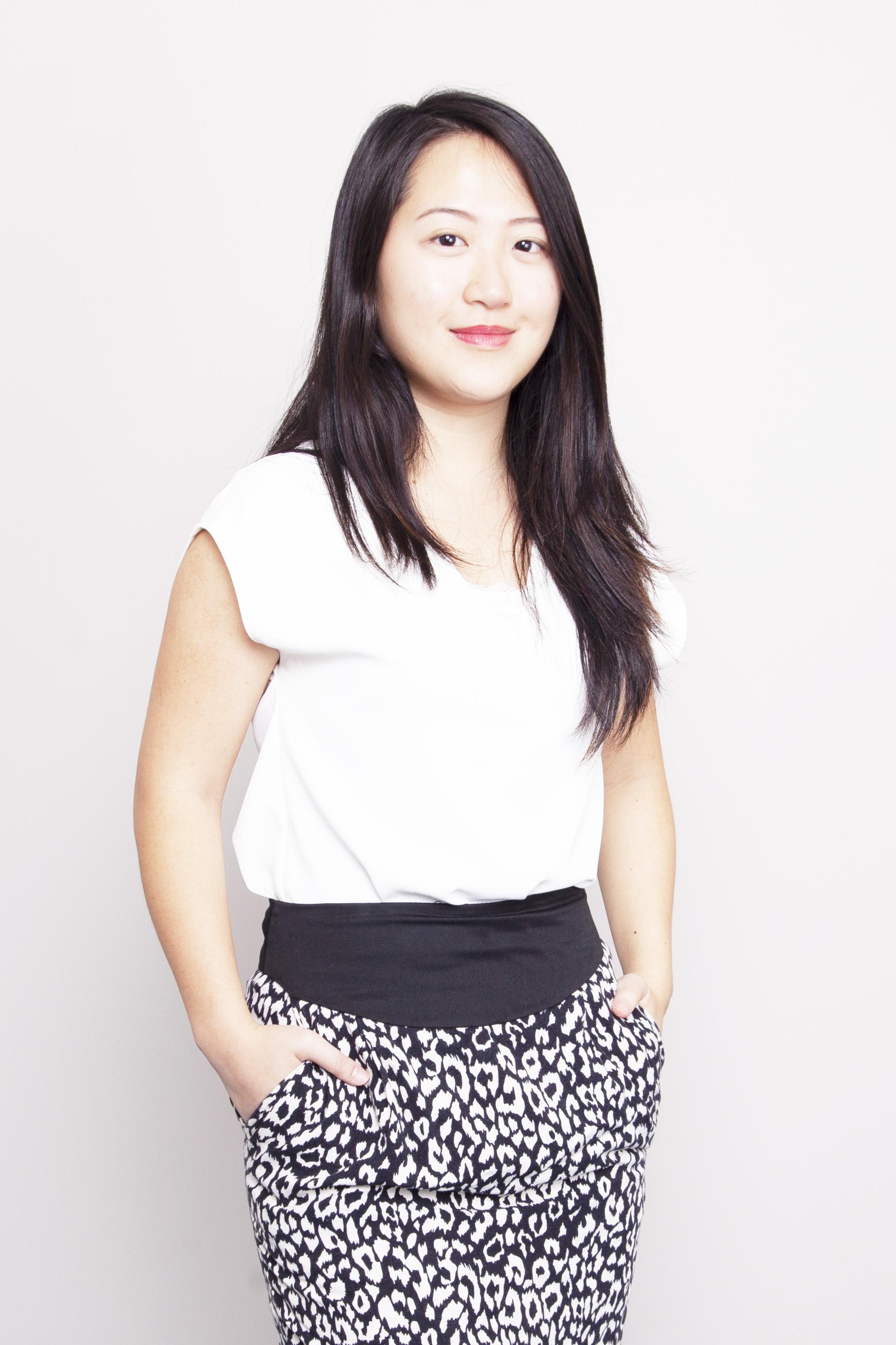 Natasha Dominique Ng, HAWS's General Manager