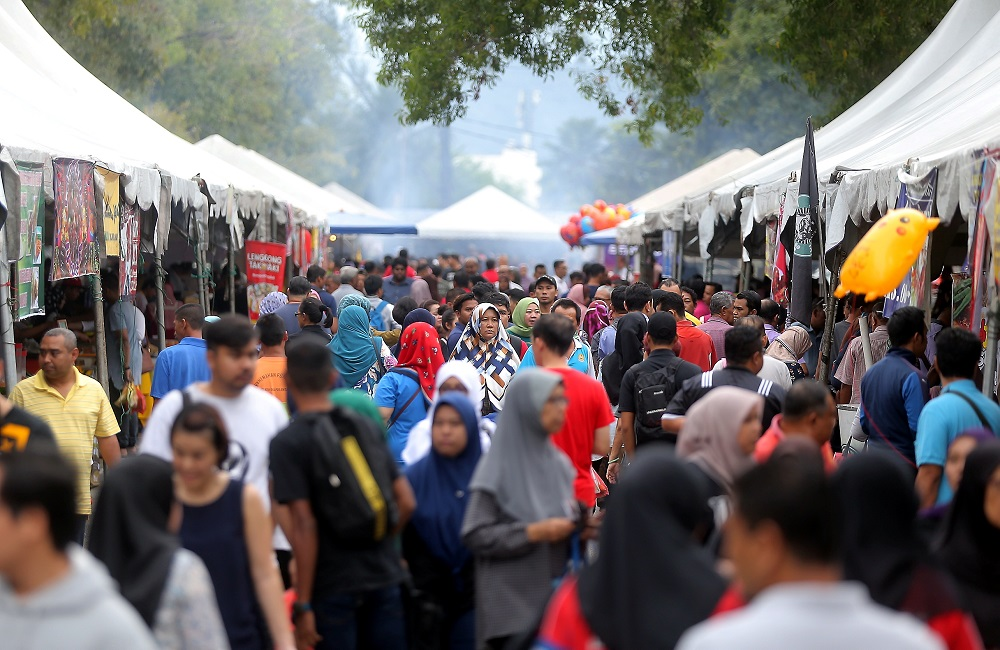 Karnival Ramadan Putrajaya Photo Credit: Malay Mail