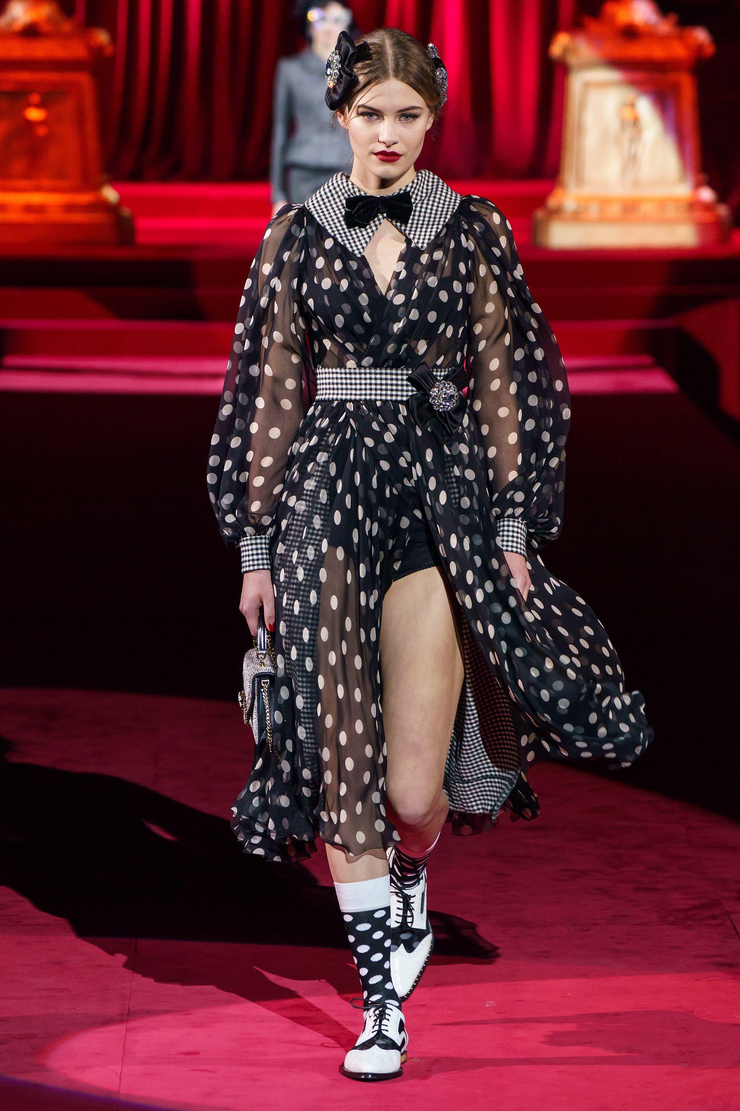 Dolce & Gabbana - Fall 2019