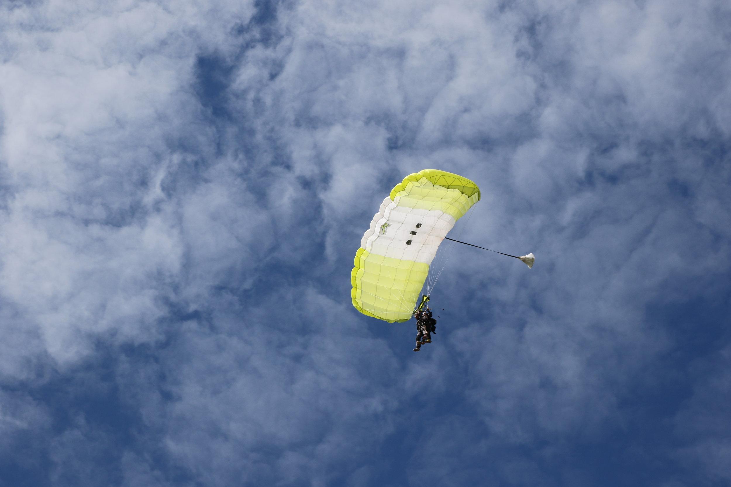 skydive tønsberg fallskjermklubb tandem