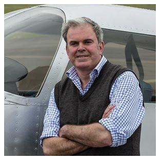 Ed Hewertson Reborn Aviation