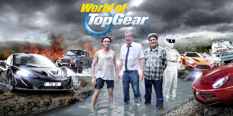 Top Gear Live Exhibition Design