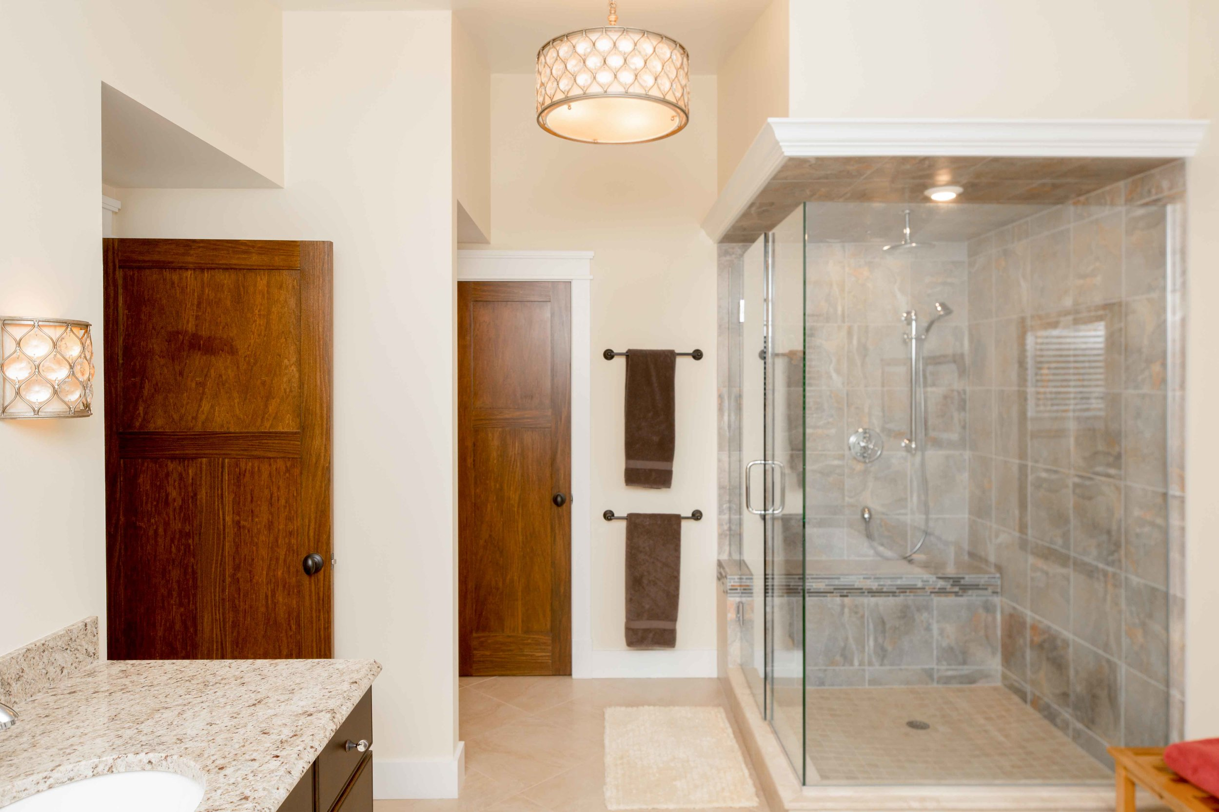 Burt Lake custom home and remodeling portfolio by builders and contractors, Birchwood Construction Company.