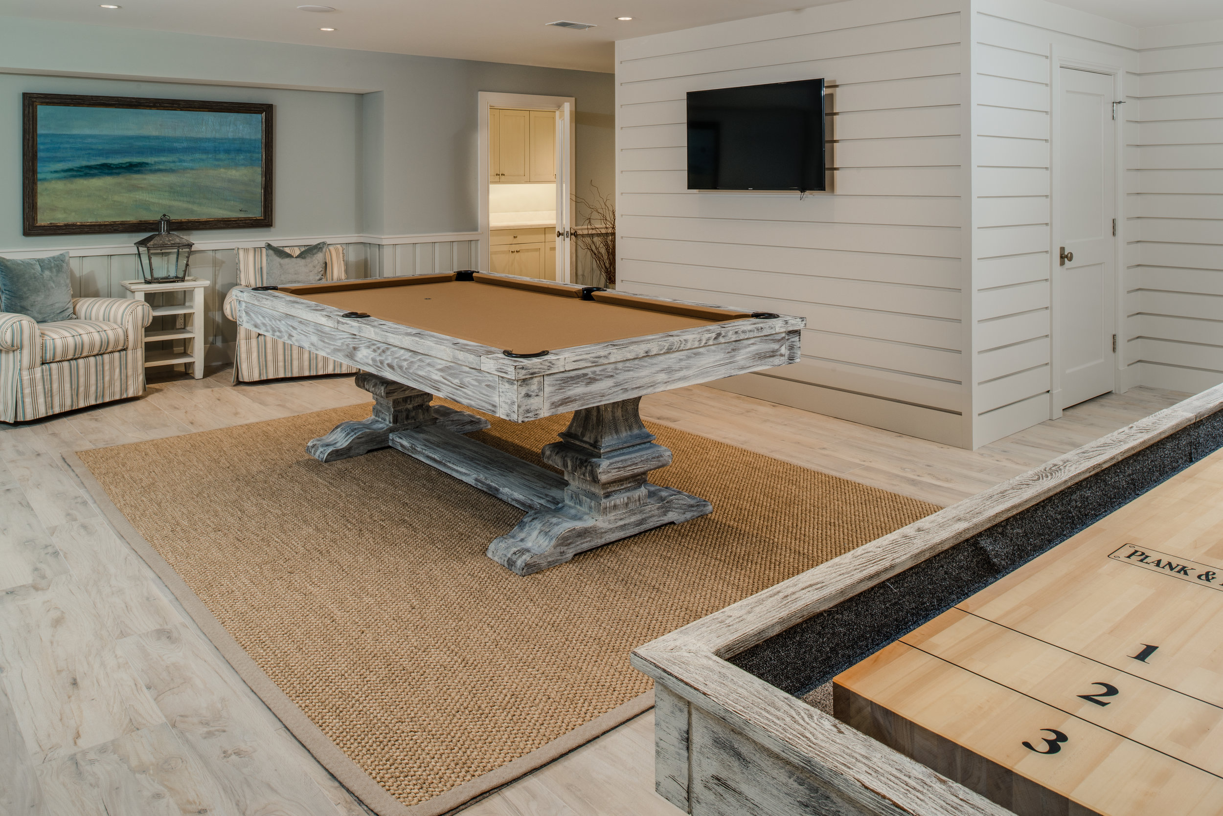 Michigan beachfront custom home and remodeling portfolio by builders and contractors, Birchwood Construction Company.