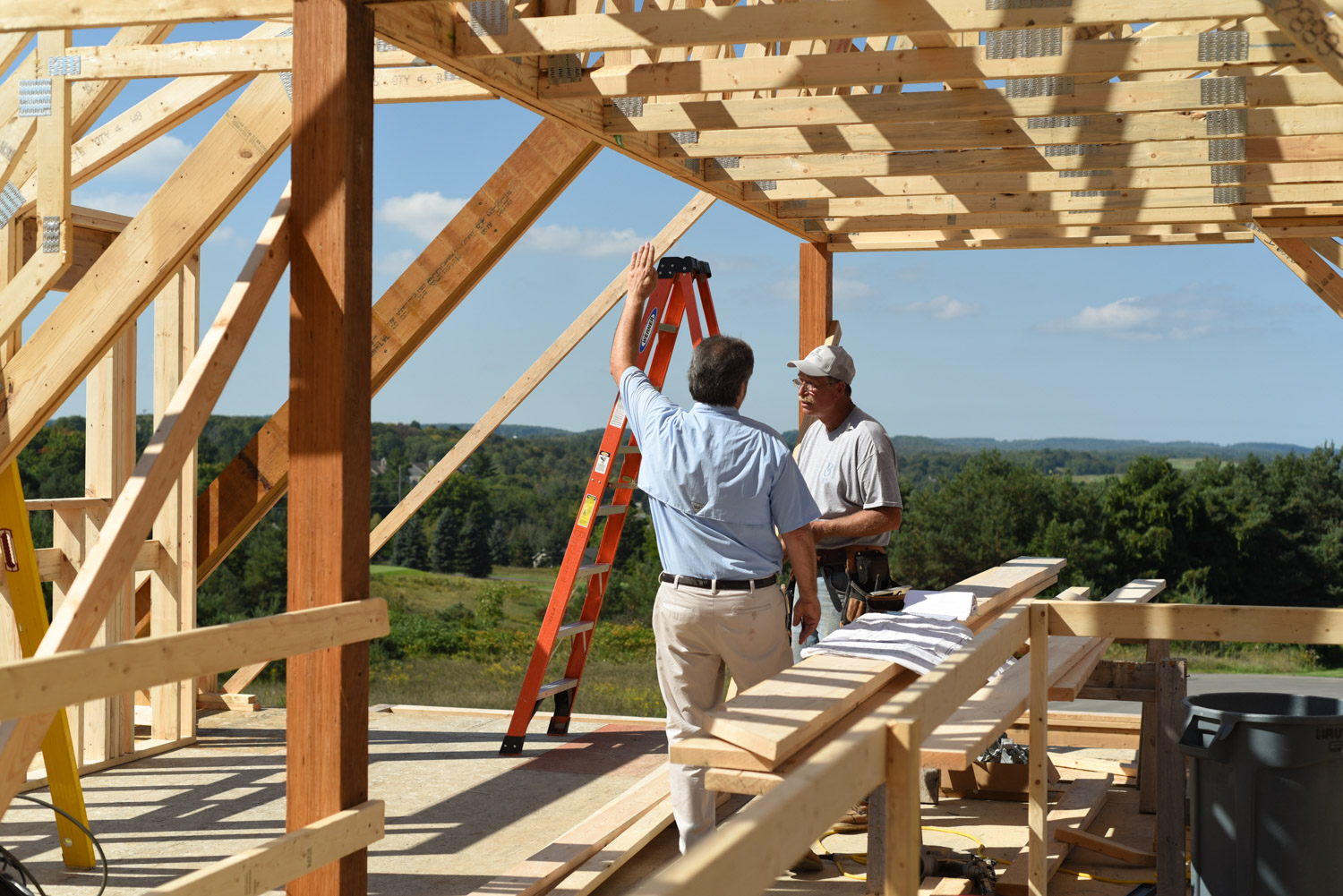 Begin your construction project management career or job at Birchwood Construction in Harbor Springs, Northern Michigan.