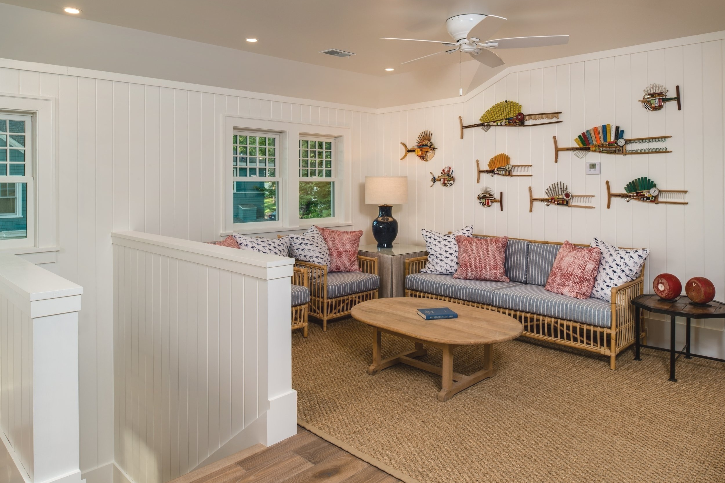 Charlevoix Fish Art Cottage -