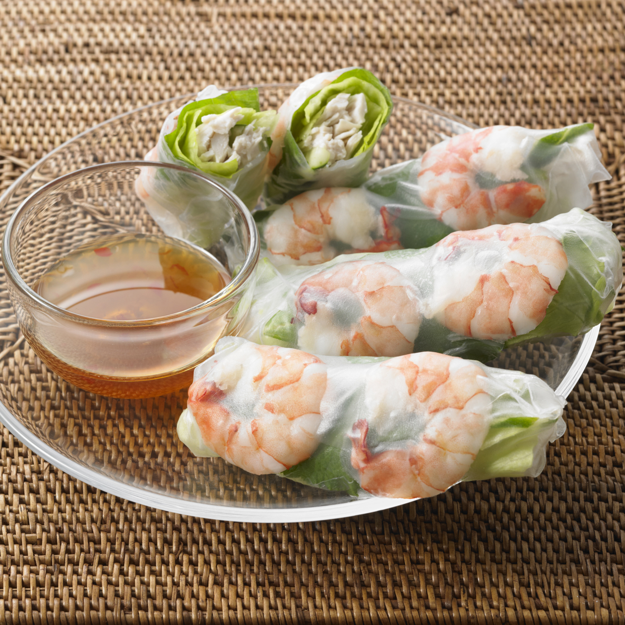 MUJI Home Cooking Kit Vietnamese Summer Roll