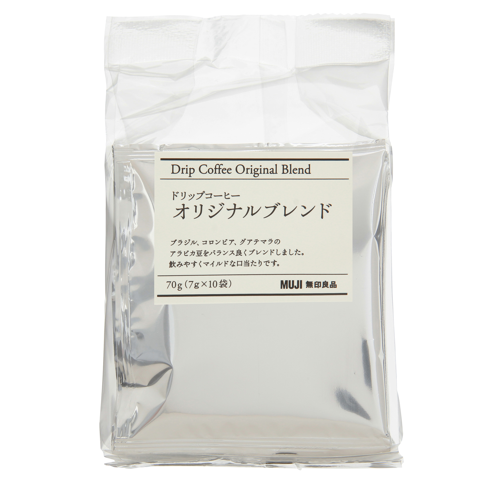 MUJI Drip Coffee Original Blend