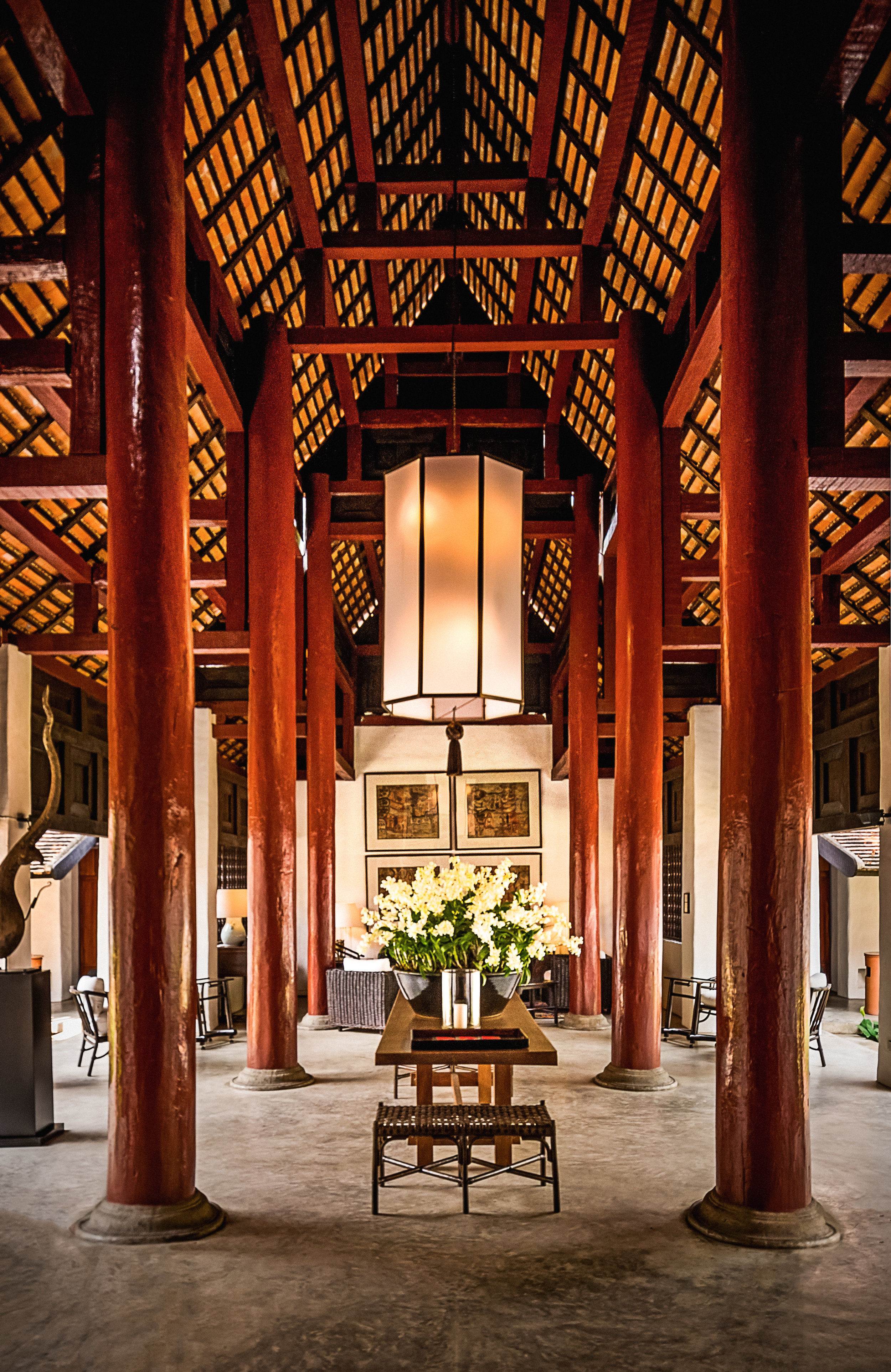 Rachamankha Boutique Hotel Chiang Mai Thailand