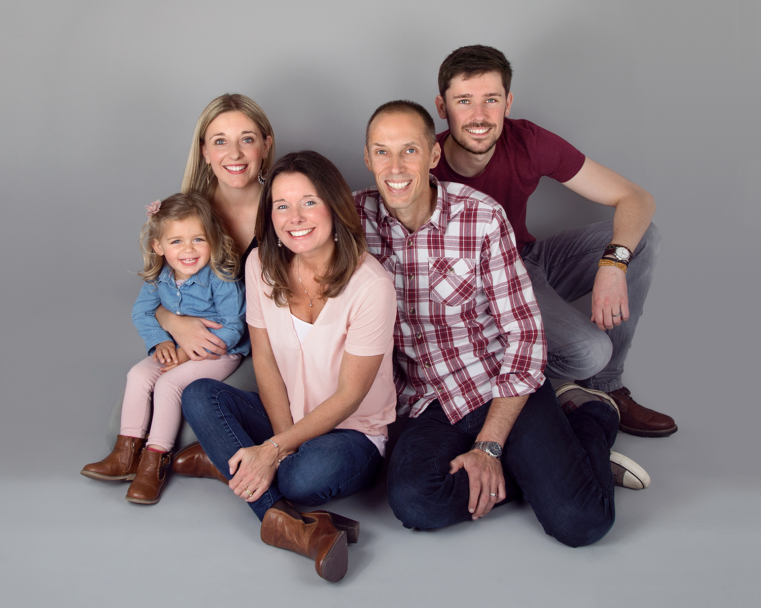 Family photography in Gloucestershire