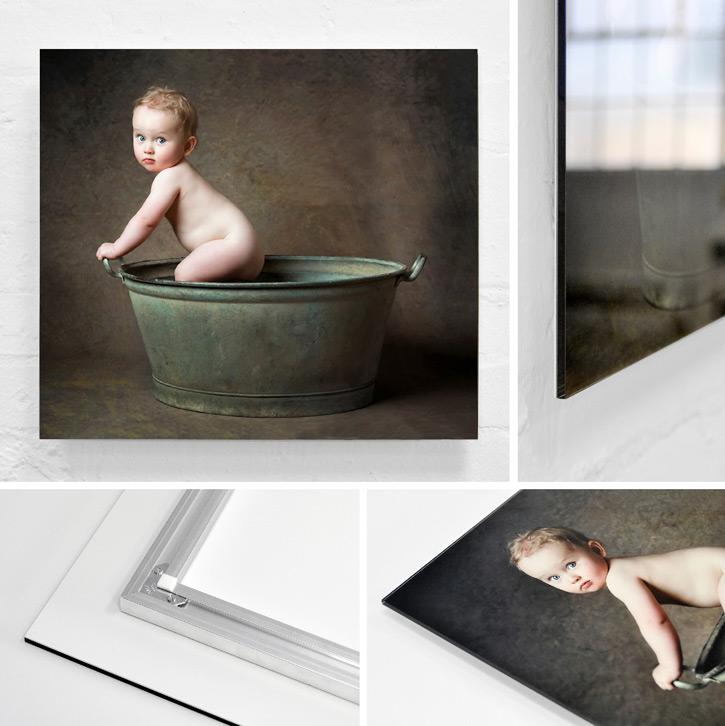 HD Acrylic frameless