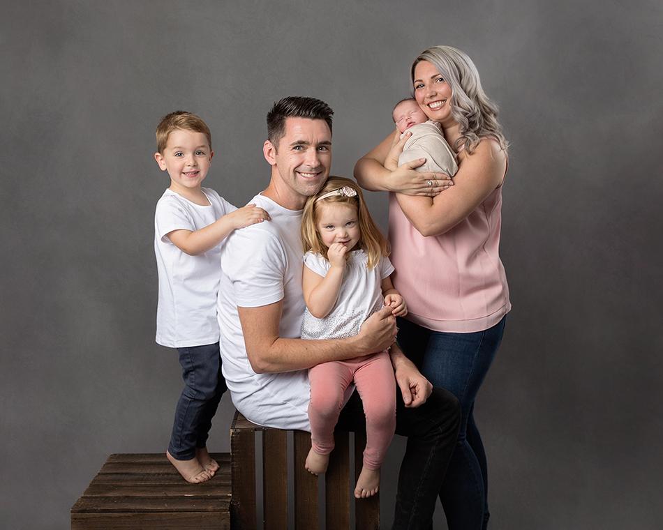 Family photoshoot Gloucester photographer