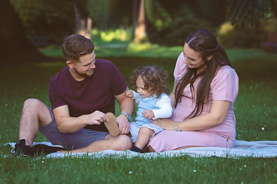 Elisabeth Franco photography family outdoors