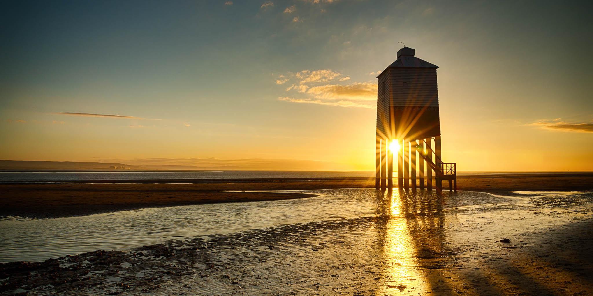 Burnham-On-Sea Low Lighthouse
