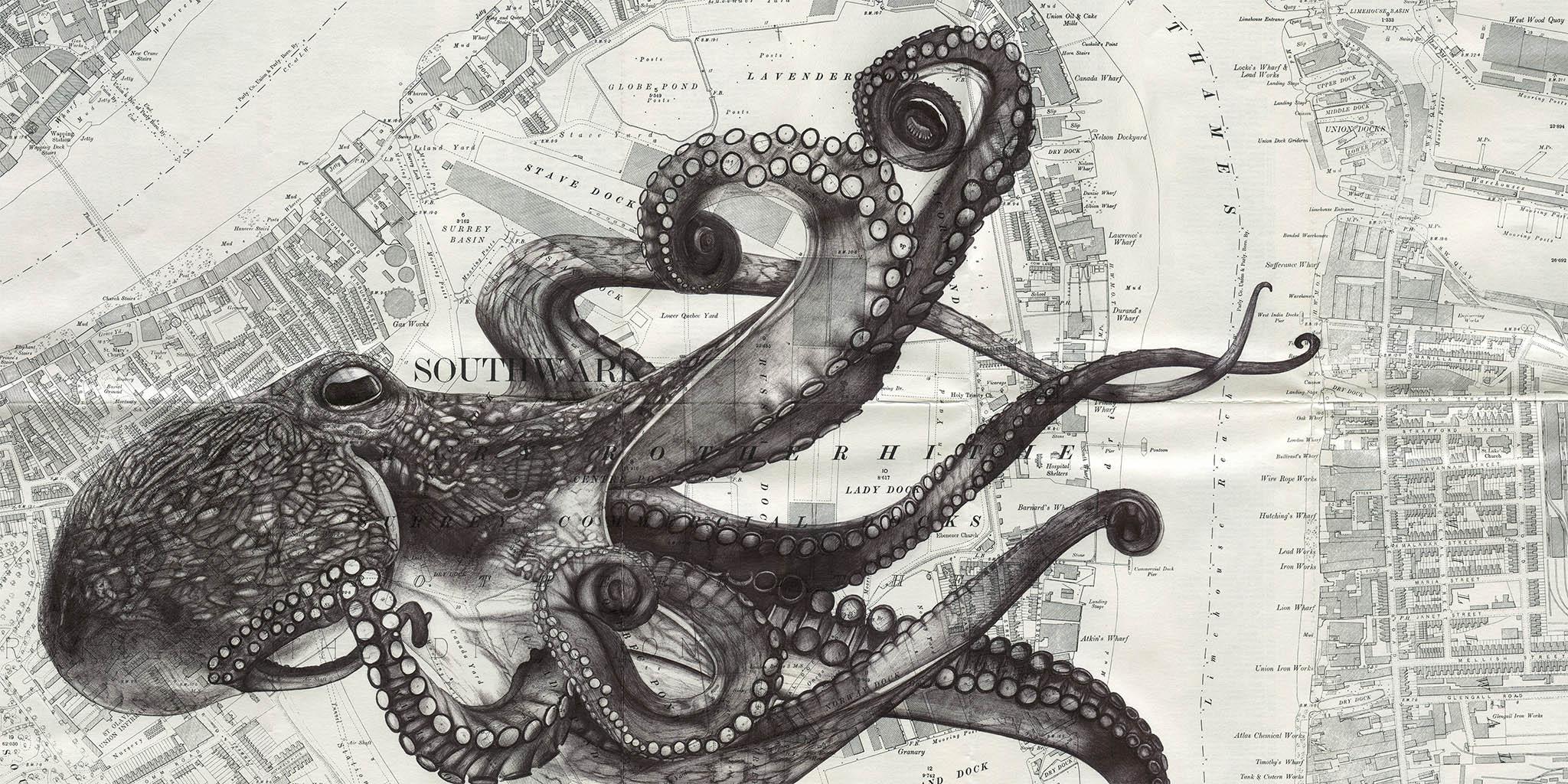 Southwark Octopus