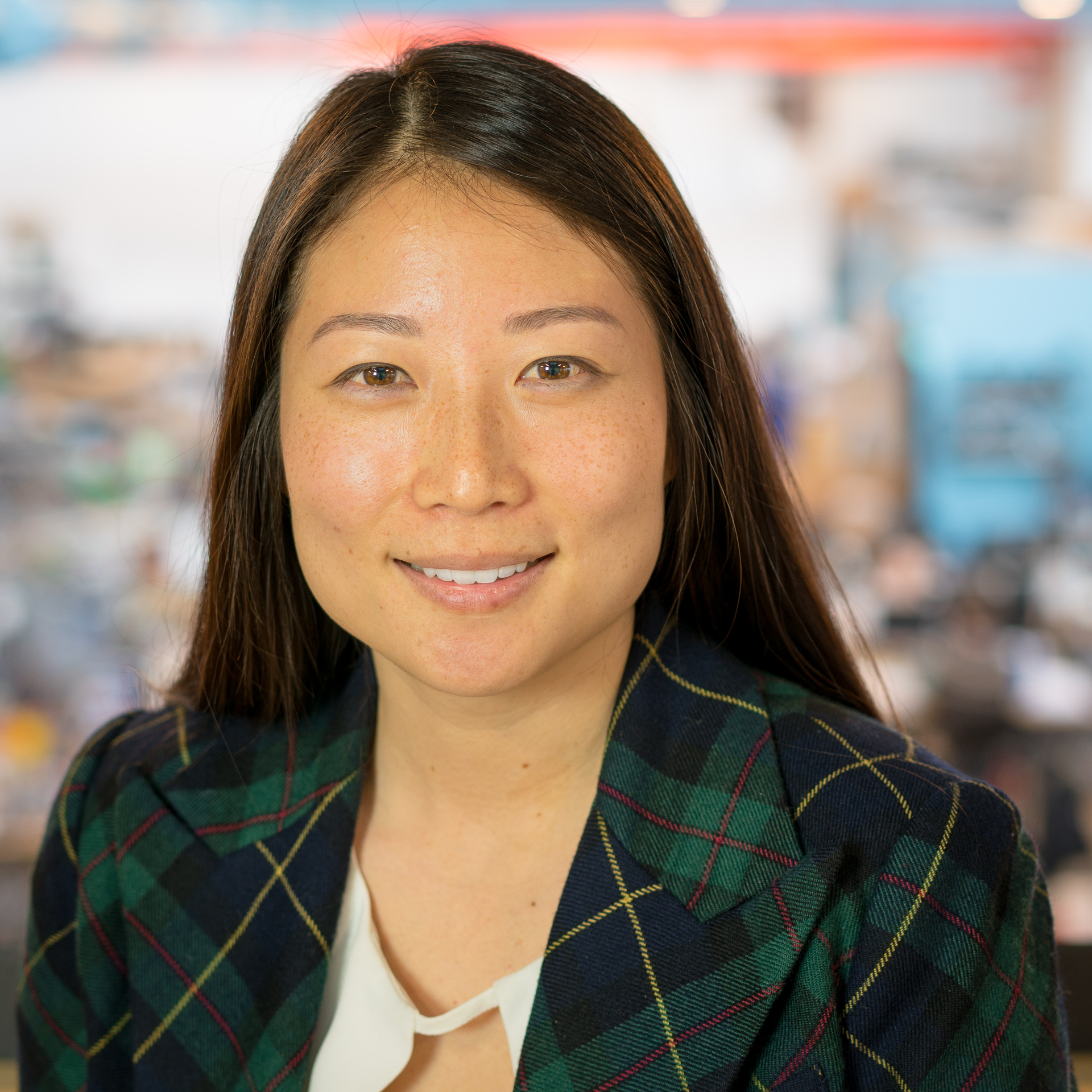 Anna Kim - Director of Field Operations