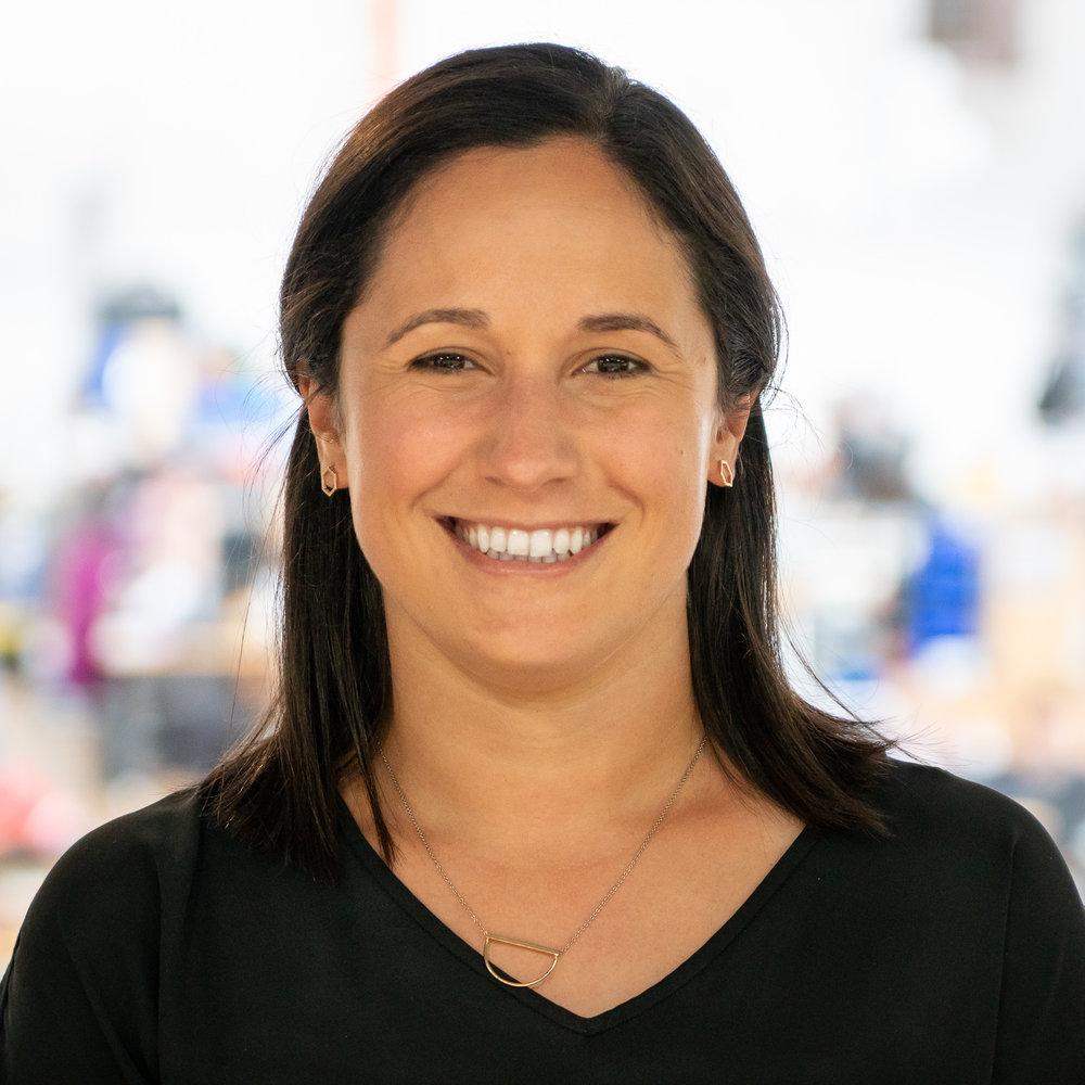 Maria Telleria, CTO and co-founder at Canvas headshot