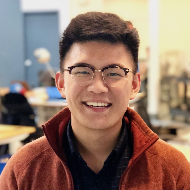 Henry Chang - Robotics Software Engineer
