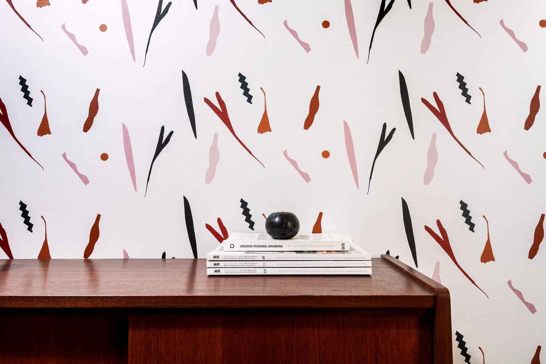 Wallpaper Dinah Smutny _ Outside the window -terracotta ginger  - web.jpg