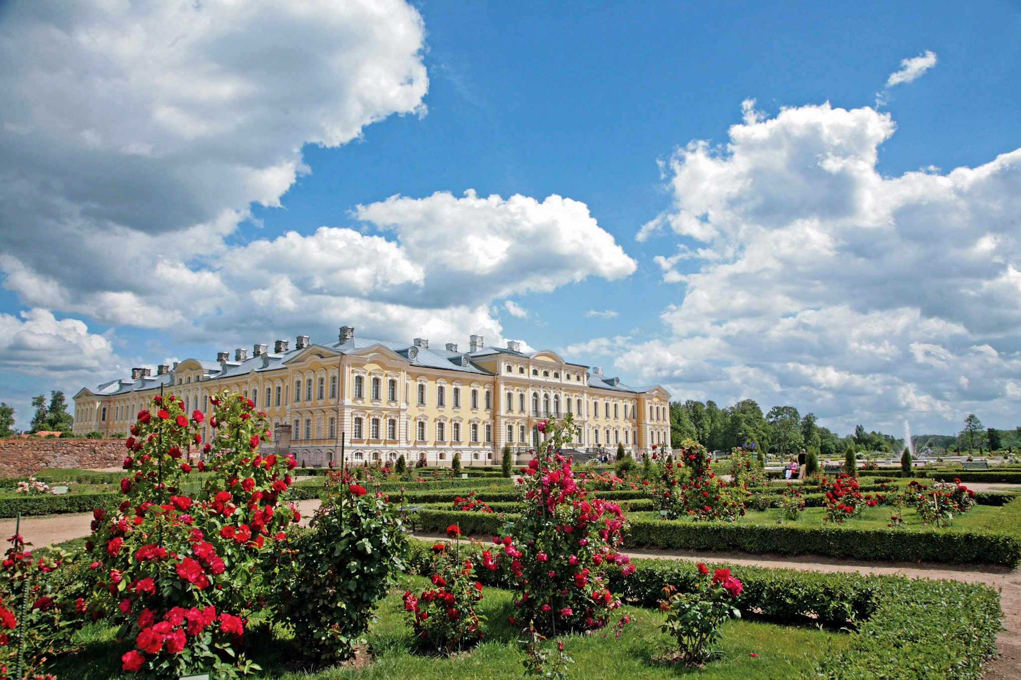 Rundale Palace, Investment and Development Agency of Latvia