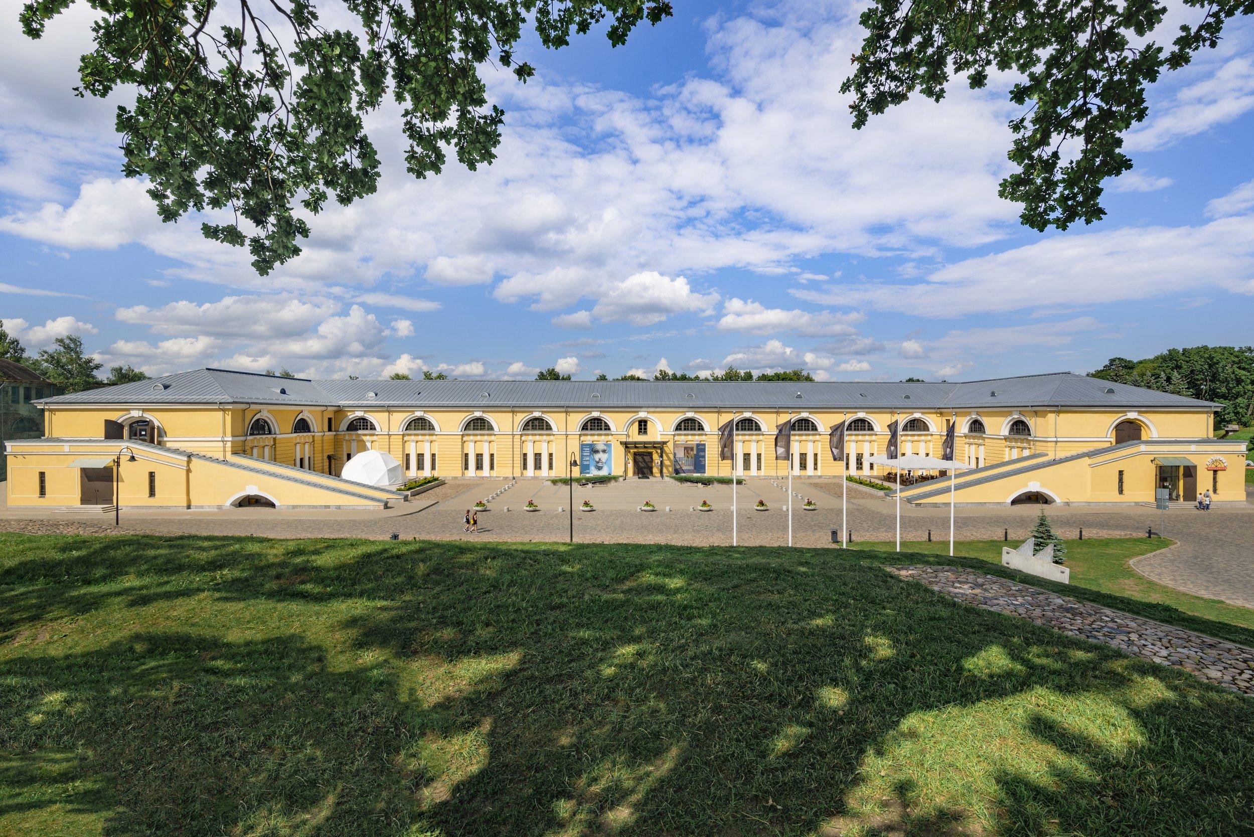 Daugavpils Mark Rothko Art Centre, Investment and Development Agency, Author Valdis Skudre