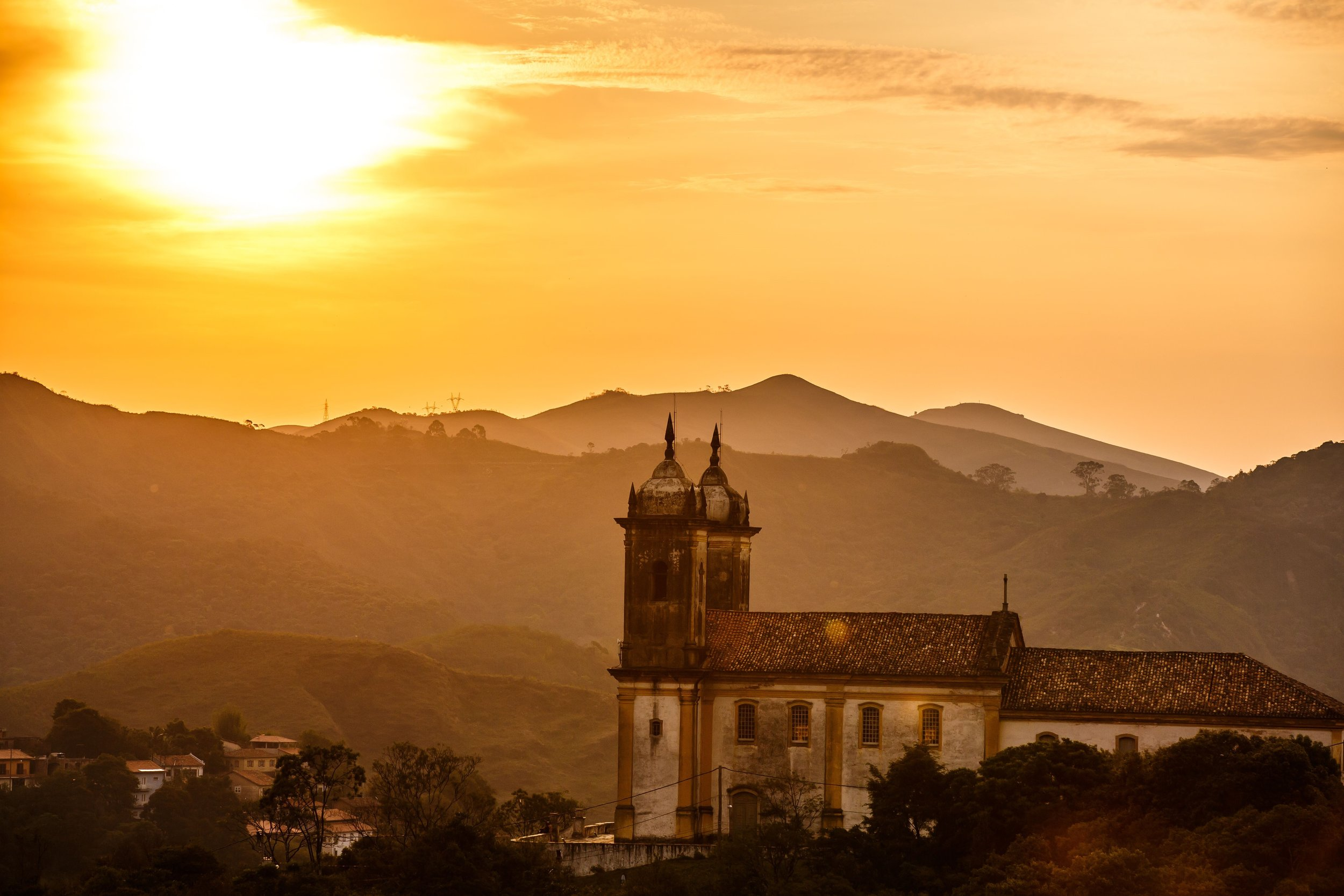 Ouro Preto, Minas Gerais - Photo MTur
