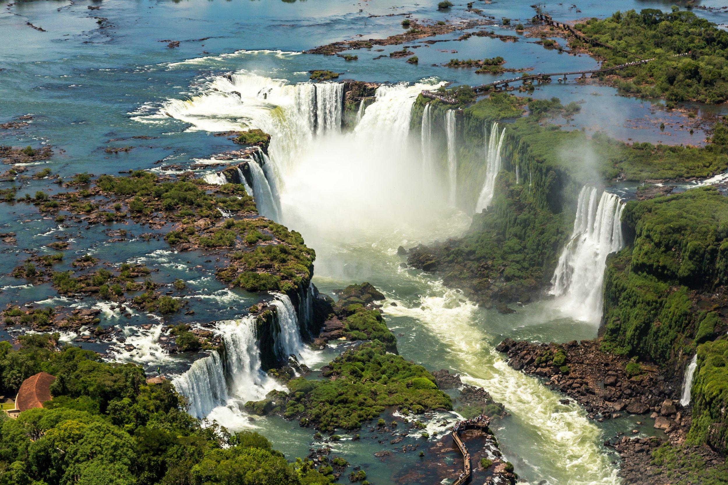 Iguaçu National Park - Foz do Iguacu, Paraná – Credit: Embratur