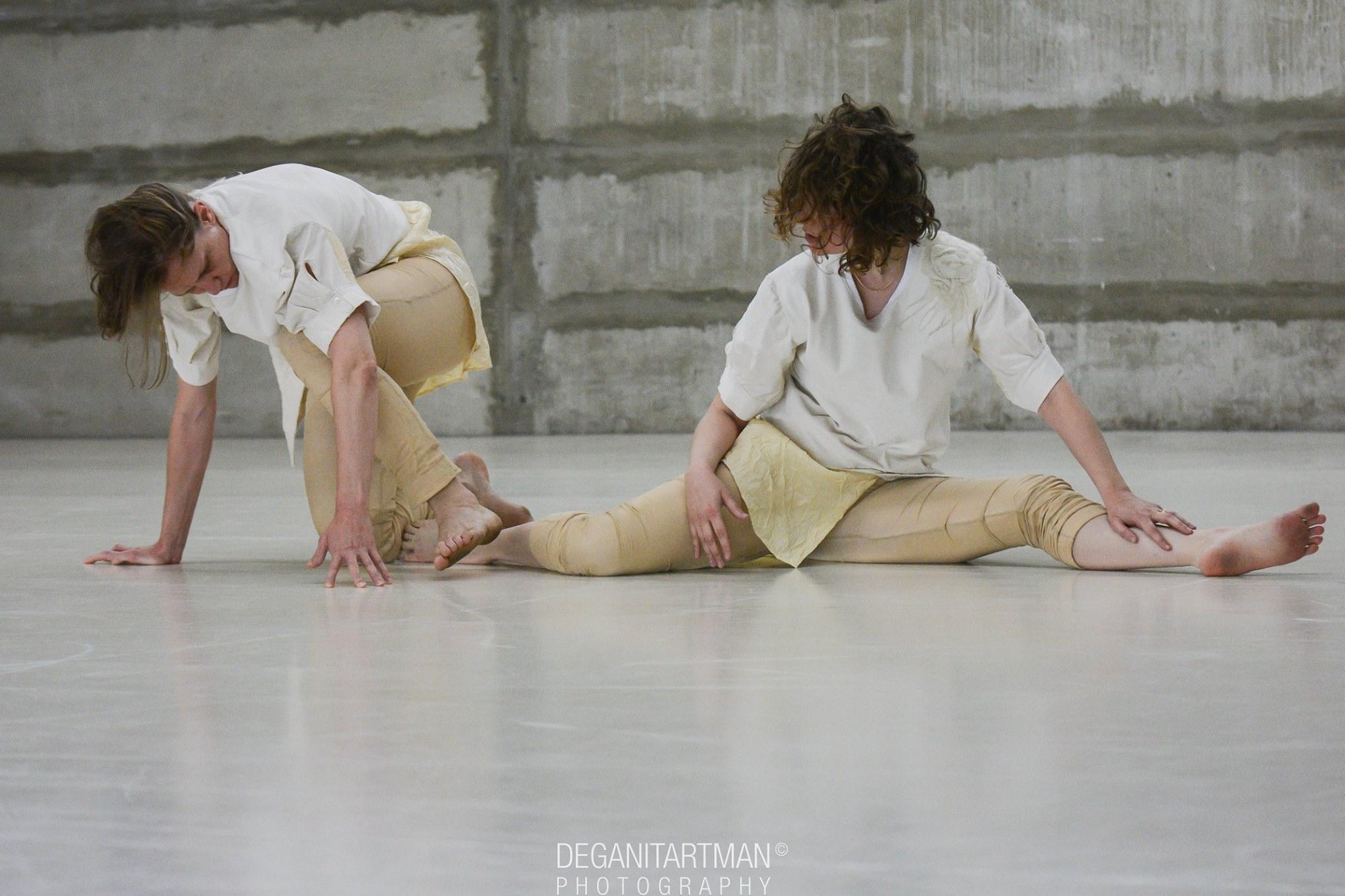 2her - Choreographed by Ayala Frenkel 2016.A duet performed by Ayala Frenkel & Noah Shavit.