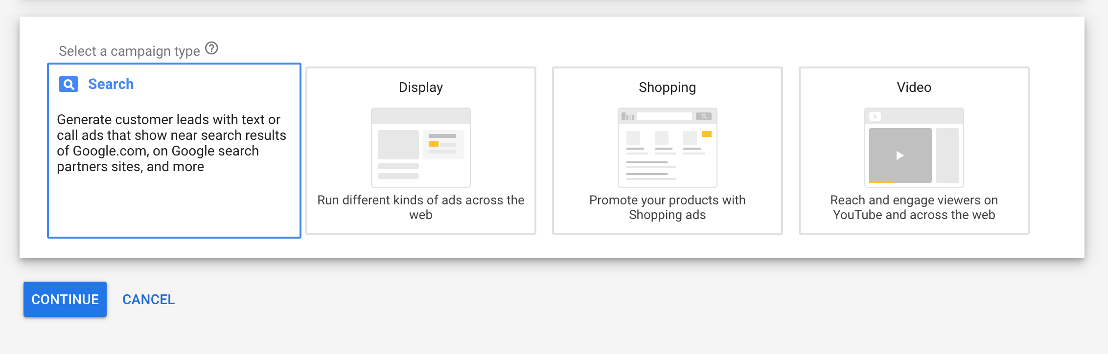 Google Form ads set up - Search.png