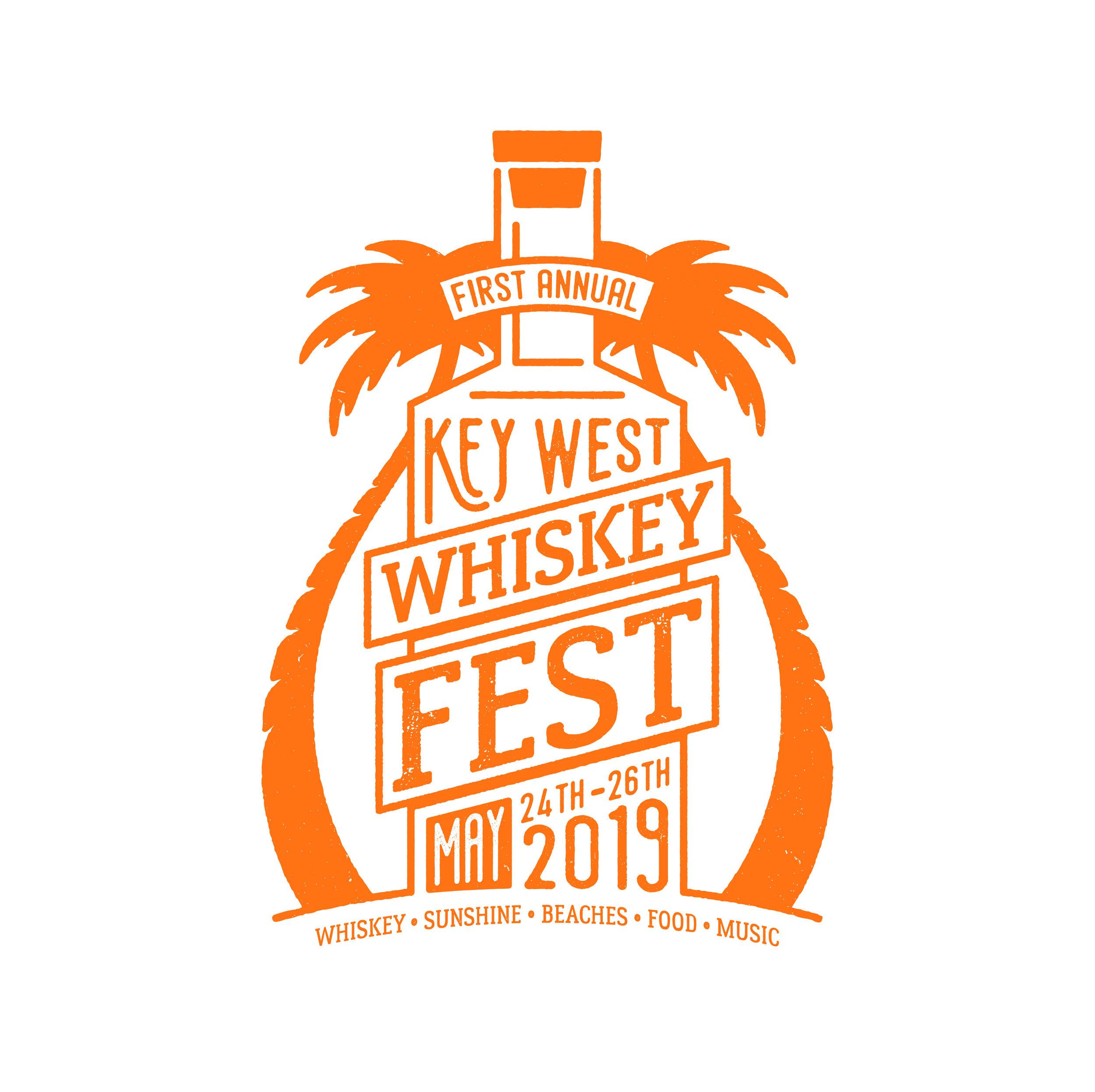 Whiskey Festival Logo