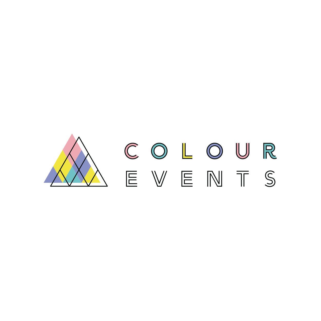 Colour Events Logo