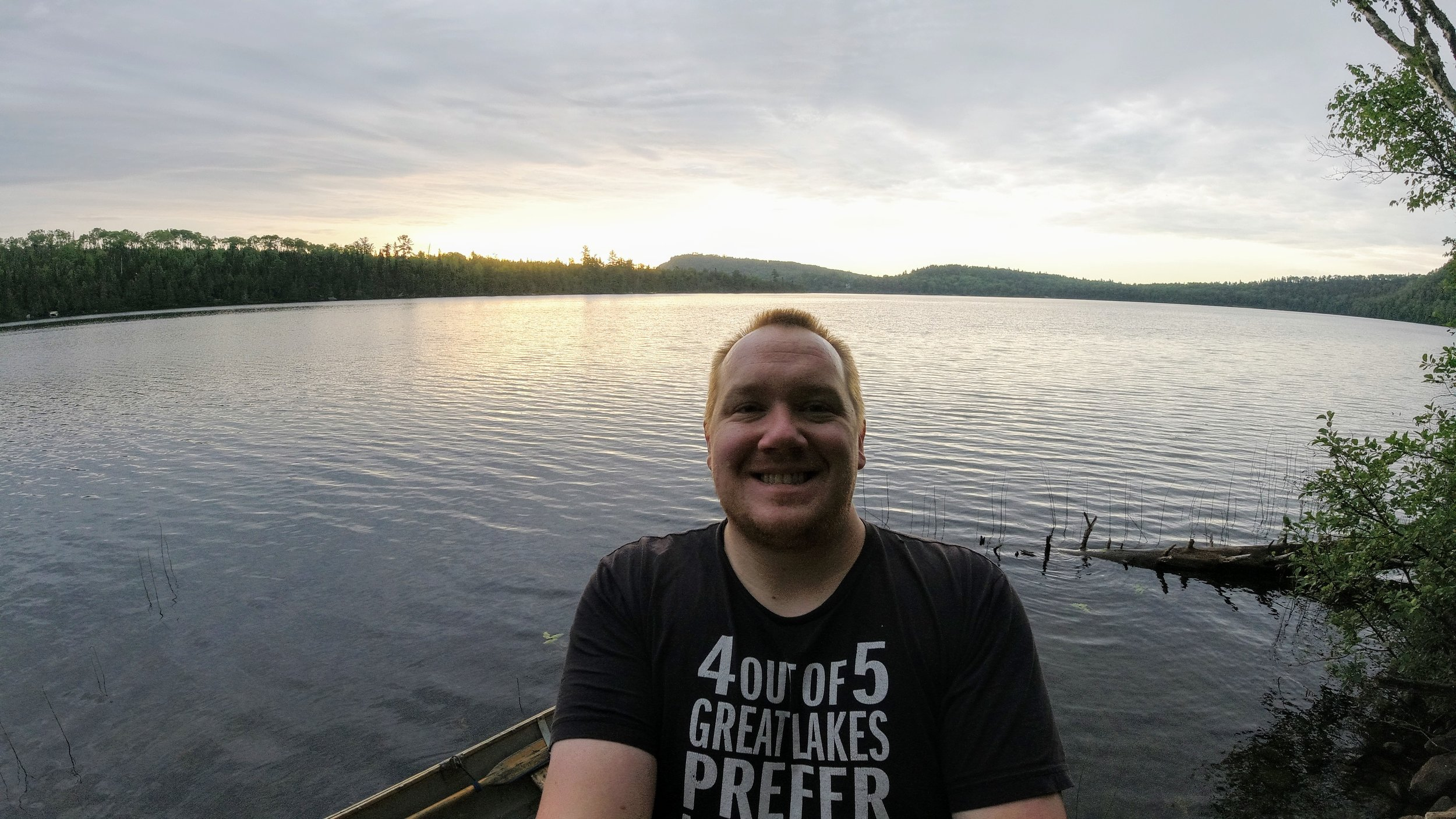 Off the grid in Northern Minnesota