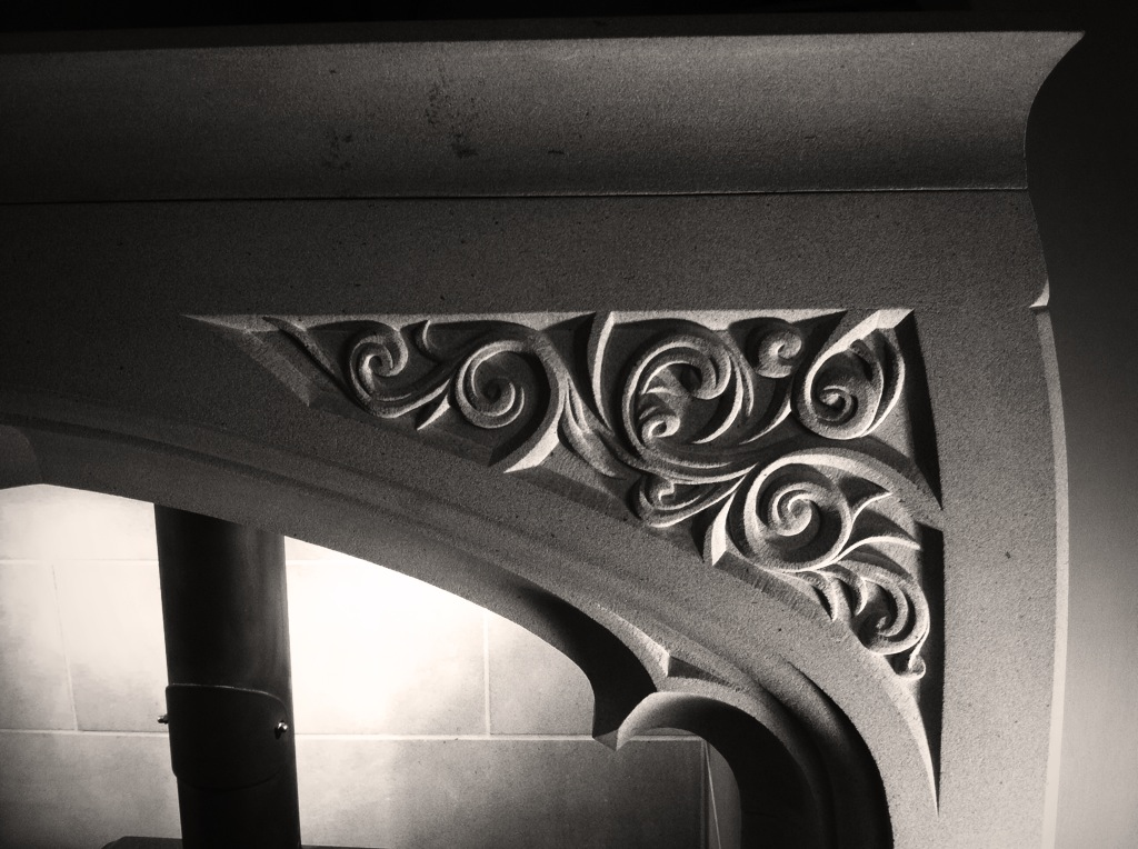 Stone masonry -