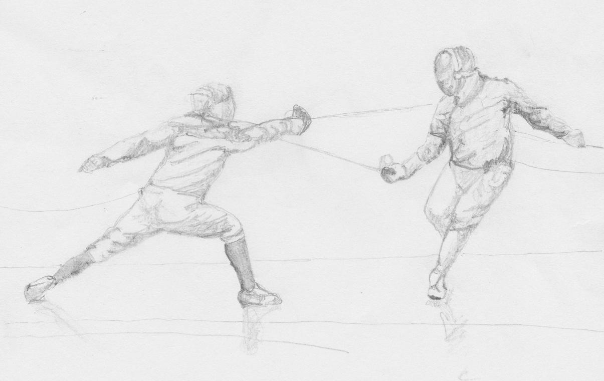 Fencing Sketch 1 by Gianna Colligiani.jpeg