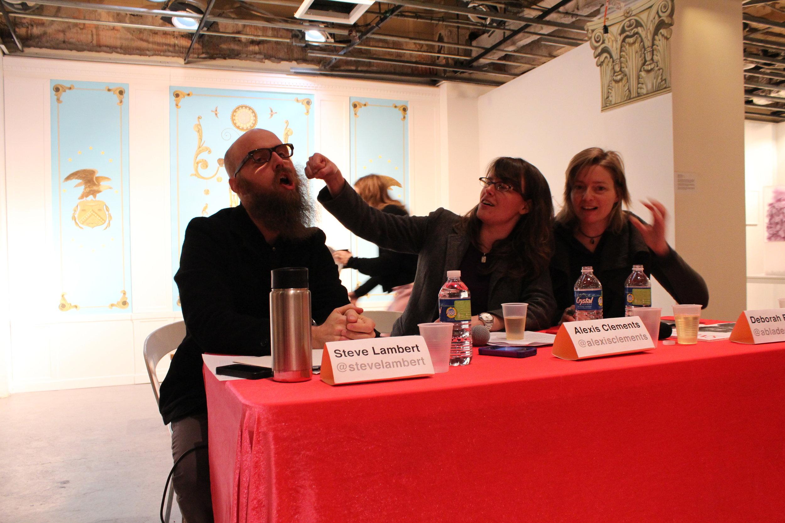 Flux Death Match: Arts Funding, Follow the $$