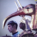 Soda_Jerk, still from  Astro Black: We are the Robots . Image courtesy of the artists.