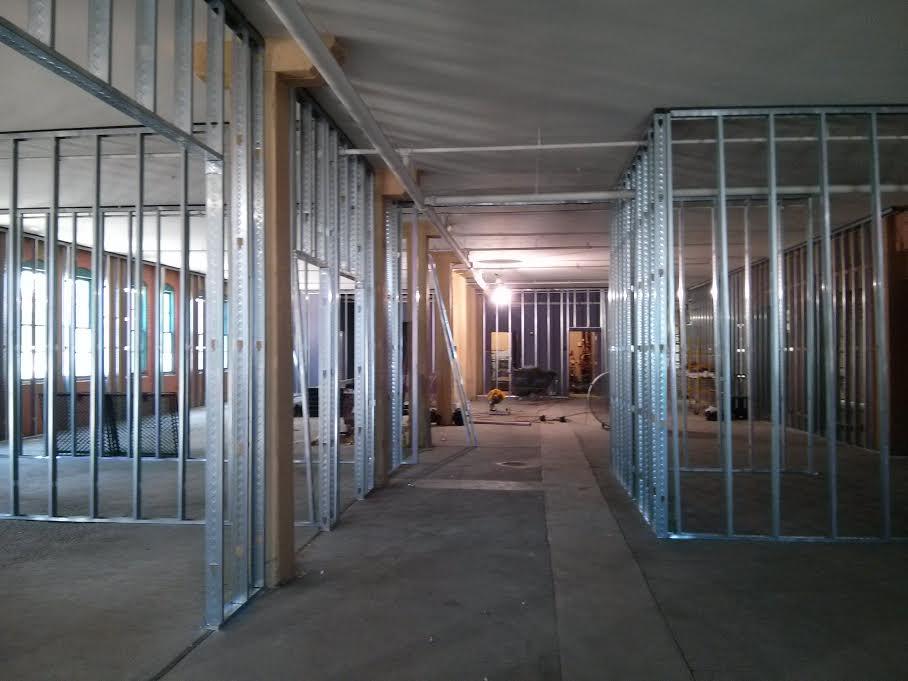 Renovation Phase 1