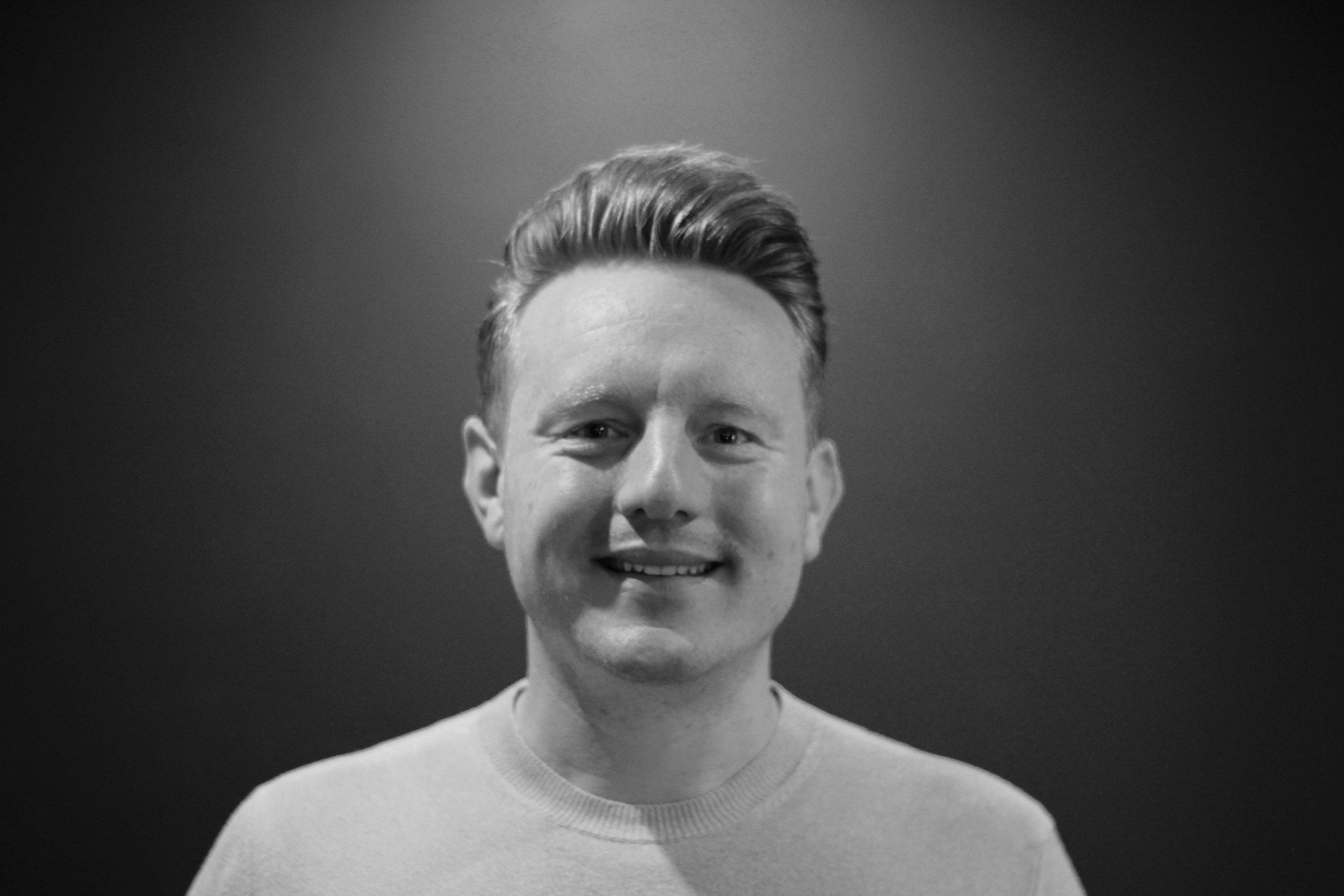 Jamie Sellers - Founder & Director