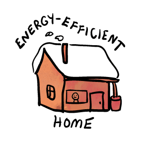 Tighten up your home and keep the cold out and the heat in!