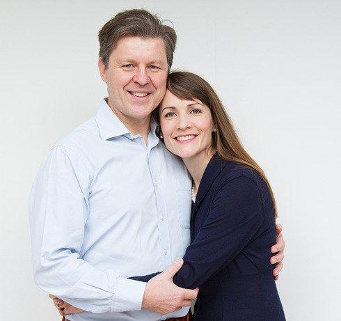 Jonathan and Helena Cavan