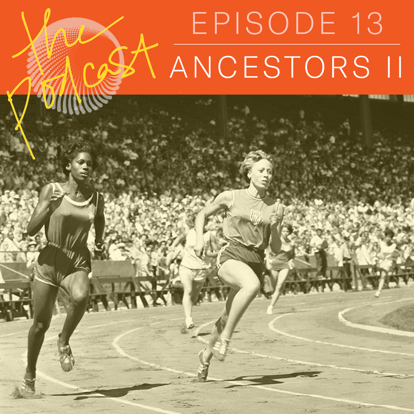 Episode 1.13: Ancestors II   EXAMINING YESTERDAY'S ACTIONS TO UNDERSTAND TODAY'S REALITY  Tim and Tuesday continue on history, impact, and our world, exploring how context fundamentally alters how we relate to each other. ||  For show notes, visit the episode page.  || MARCH 5, 2019