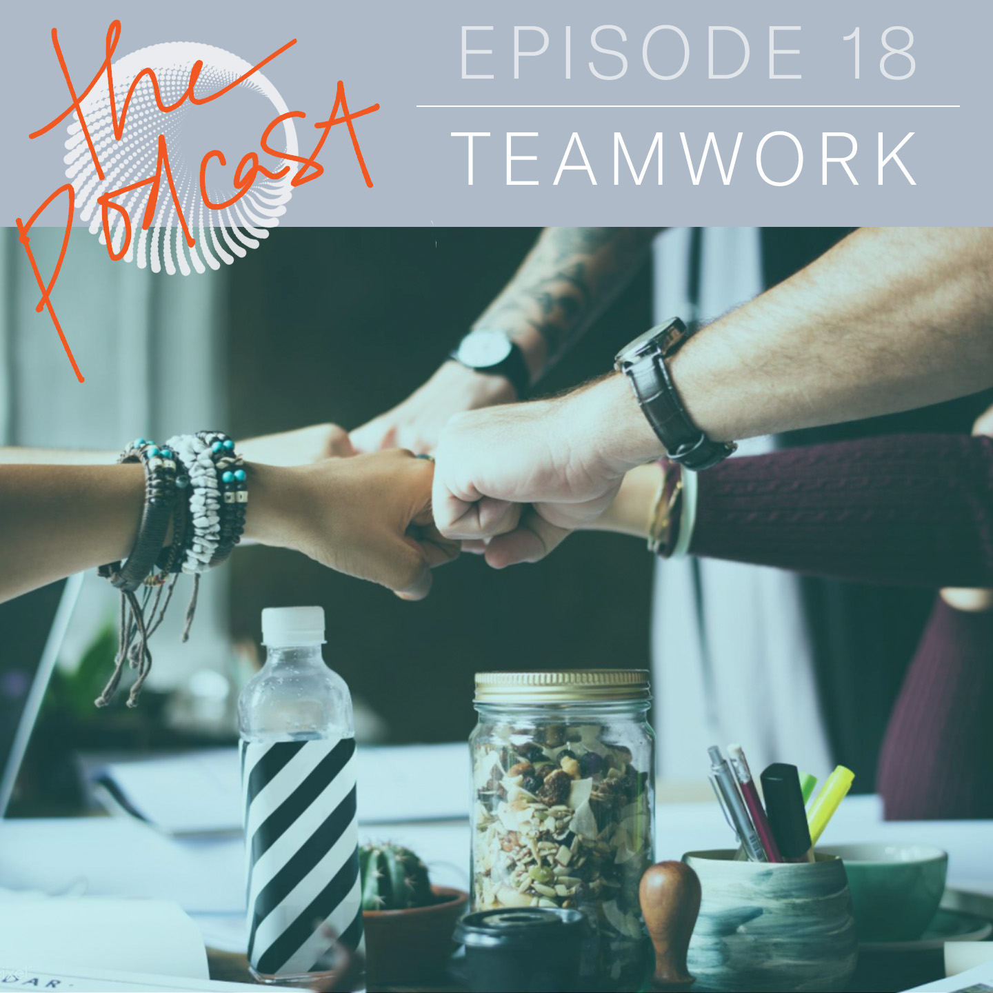 Episode 1.18: Teamwork   GROWING A BUSINESS OF CHANGE  Tim and Tuesday explore how we work with distributed teams: as 'managers of one', how can we stay connected and navigate complex issues and processes elegantly in the context of a rapidly-growing business? ||  For show notes, visit the episode page . || May 14, 2019