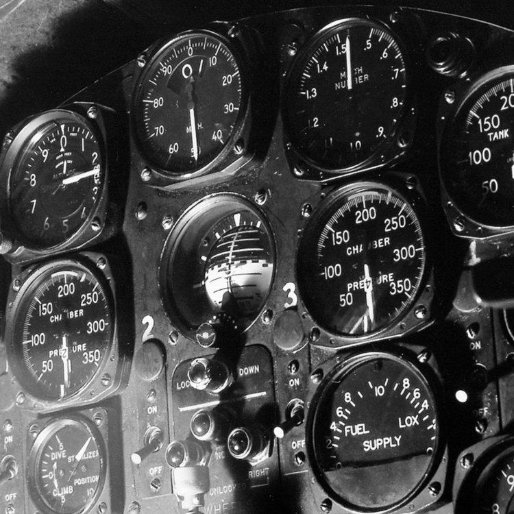 REFLECT:  The Shaky Cockpit