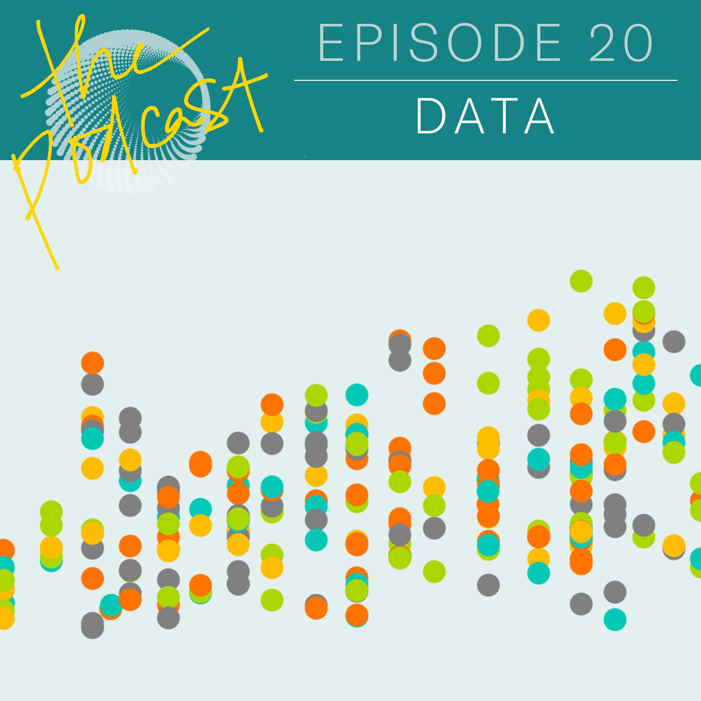 Episode 1.20: Data   HOW DATA UNDERPINS CLARITY AND MAPS TO BETTER FUTURES  Tim and Tuesday dig into the big-picture view that validates a good forward path. How can we quantify the current while extending our line of sight to future-making? ||  For show notes, visit the episode page . || June 11, 2019