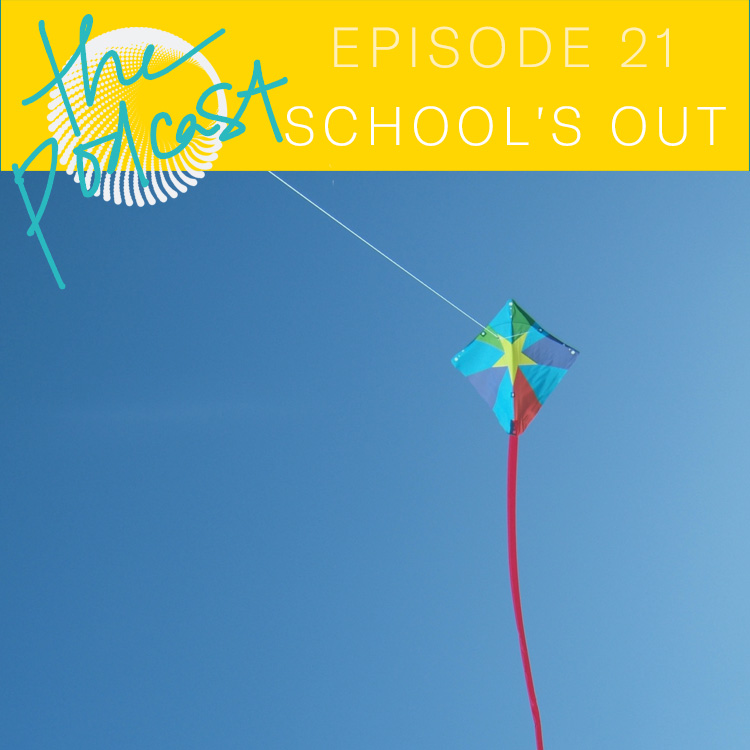 Episode 1.21: School's Out   TAKE HEART + CULTIVATE READINESS FOR BOLD CHANGE  Tim and Tuesday wrap a year of incredible conversations with a reflection: as change facilitators, how can we find fertile and steady ground in emergent work? ||  For show notes, visit the episode page . || June 25, 2019