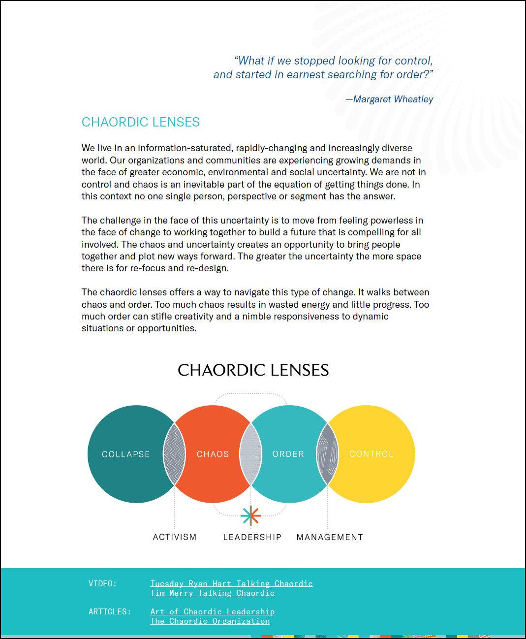 DOWNLOAD:  CHAORDIC LENSES