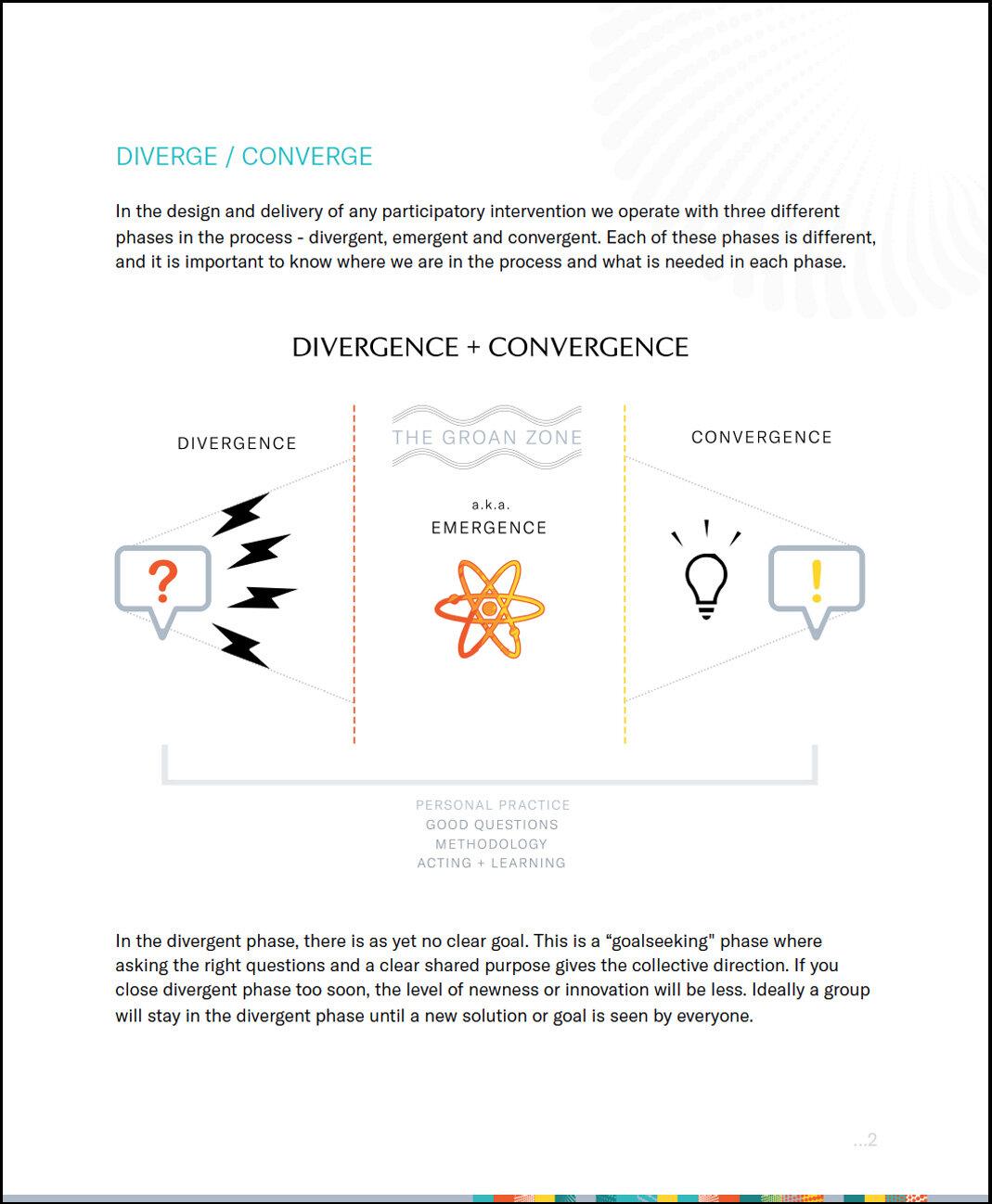 DOWNLOAD: DIVERGE/CONVERGE