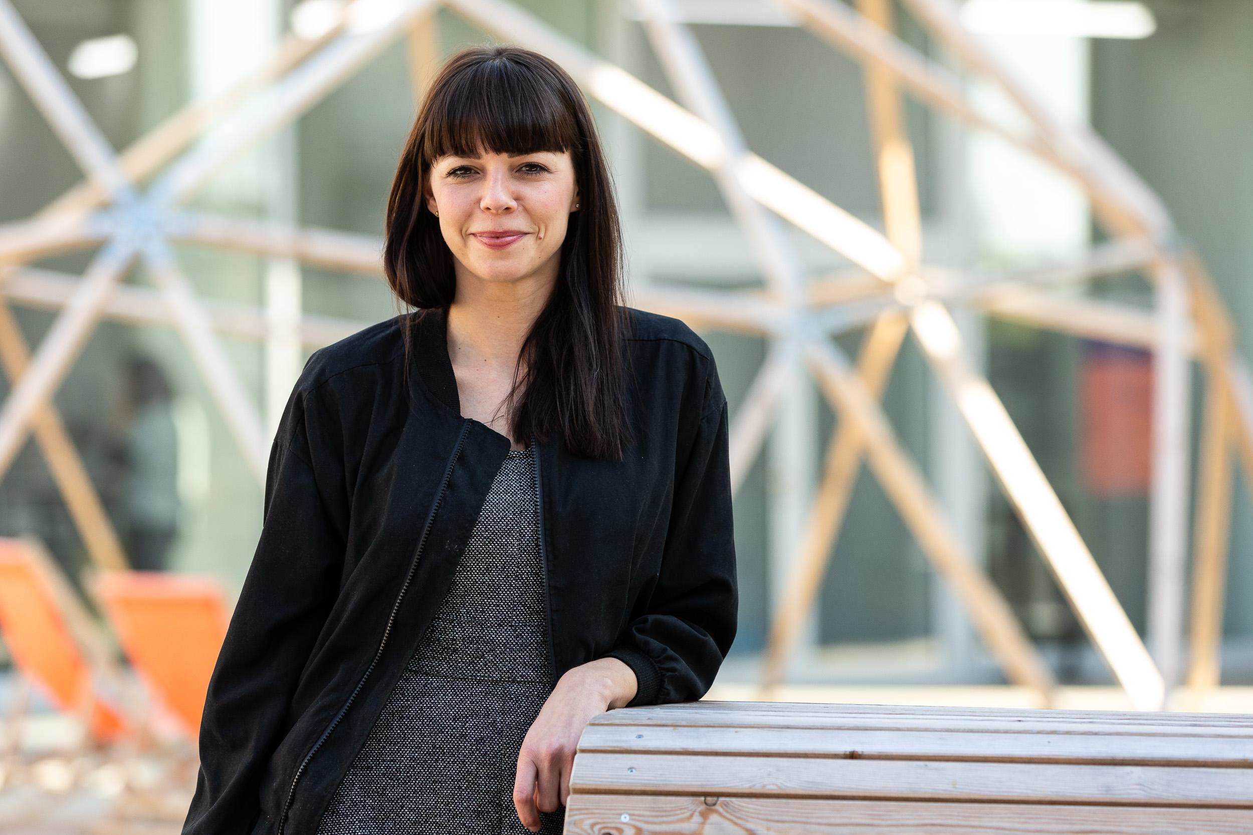 Pauline Raczkowski - Head of PartnershipsInnovation Hub