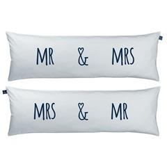 """Poduszki """"Mr & Mrs"""""""